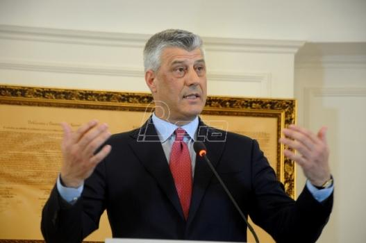 Hašim Tači: Srbija nema imovinu na Kosovu, nije naslednica SFRJ