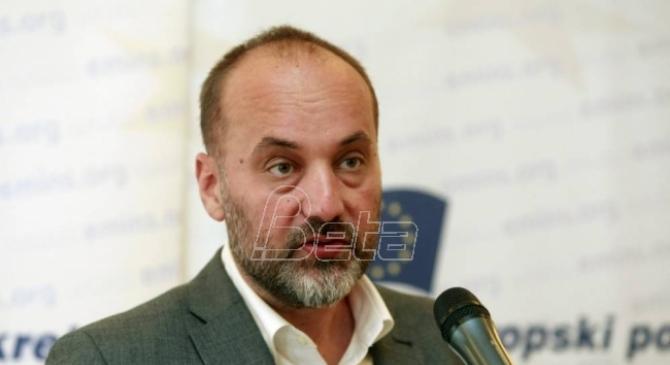 Janković: I dalje sam u dobrim odnosima sa Šutanovcem, PSG će učestvovati na protestima DS