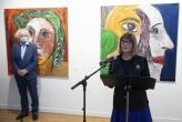 U Кulturnom centru u Parizu otvorena izložba slika Milana Marinkovića Cileta