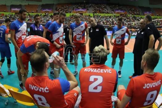 Srbija 13. put na finalnom turniru Svetske lige
