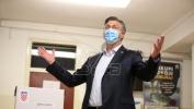 Portparol vlade:  Plenković obezbedio podršku za formiranje vlade