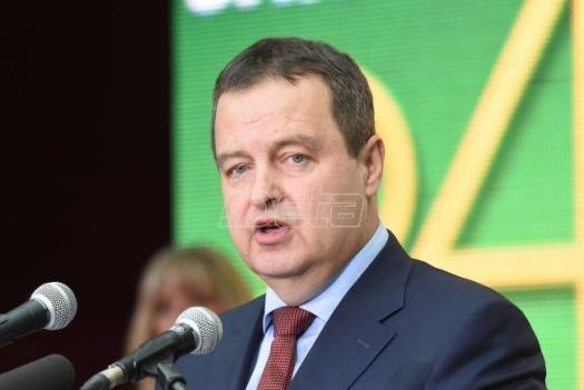 Dačić brani Informer
