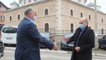 Krkobabić: Raduje me što mladi u Sjenici žele da ostanu u svojim domaćinstvima