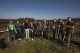 CarGo sa studentima Šumarskog fakulteta čisti i pošumljava Beograd