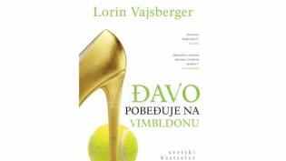 Za ljubitelje priča o glamuru i svetskim zvezdama stiže knjiga Đavo pobeđuje na Vimbldonu