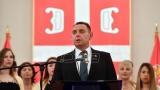 Vulin:  Ulaže se trud u Vojsku kako bi se nadoknadio nerad prethodne vlasti
