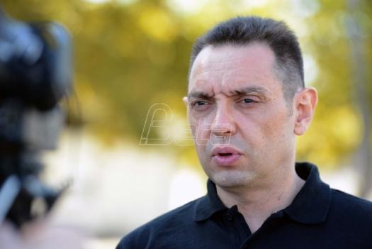 Aleksandar Vulin: Nije lako biti neutralan