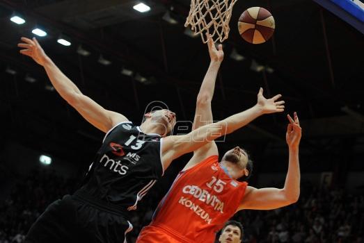 Cedevita povela u polufinalnoj seriji protiv Partizana