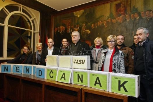 Čanak: Dignimo glas, da se čuje do Beograda!