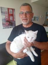 Nišlija pronašao svog mačka u kanjonu Morače posle mesec dana potrage