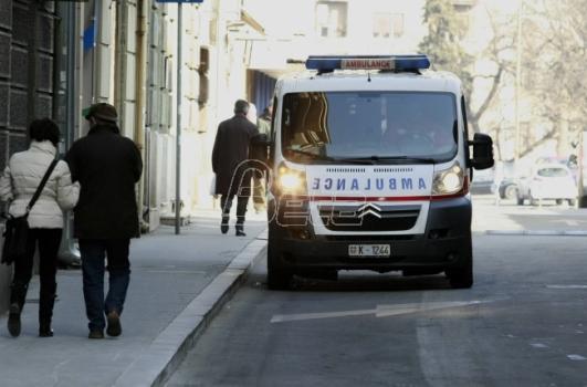 Požar na Vidikovačkom vencu, saobraćajna nezgoda u Vojvode Milenka