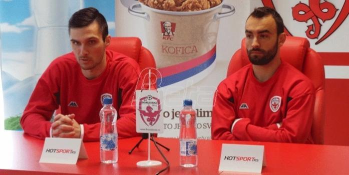Fudbaleri Voždovca na putu za Pazar