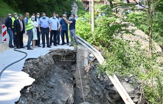 Ministarka Mihajlović: Popravićemo i izgradićemo sve što je uništeno u poplavama u Ivanjici