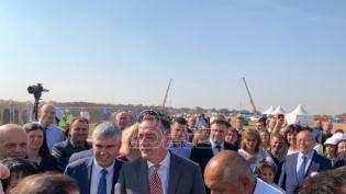 Antić: U Bugarskoj počela izgradnja gasovoda prema Srbiji