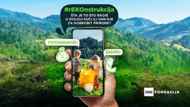 Nagradni konkurs SBB fondacije - rEKOnstrukcija