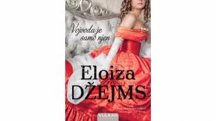 Novi roman Eloize Džejms Vojvoda je samo njen u prodaji