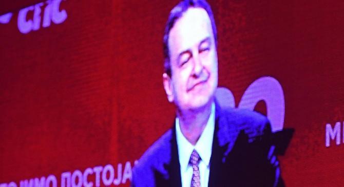 Dačić: Nastavak saradnje sa SNS, možda zajednička izborna lista