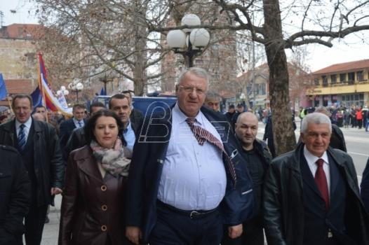 Dveri: Šešelj je Vučićev poslušnik i lažni opozicionar