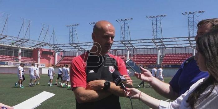 Ilija Stolica: U novoj sezoni želimo da napravimo novi iskorak (VIDEO)