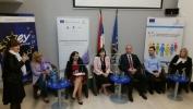 Predstavljeni rezultati projekta podrške zapošljavanju Roma i Romkinja