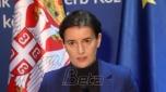 Brnabić: Ukidanje taksi je minimum minumuma za nastavak razgovora s Prištinom