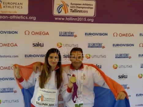 Amela Terzić najbolja Evropljanka na 1.500m