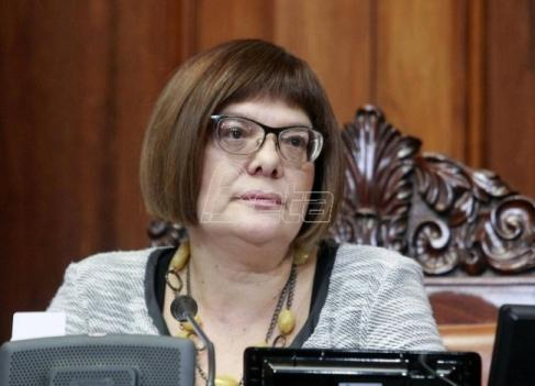 Maja Gojković:Osuđujem hajku na predsednika Srbije