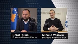 Saradnja komora Srbije i Kosova i regionalne inicijative (VIDEO)