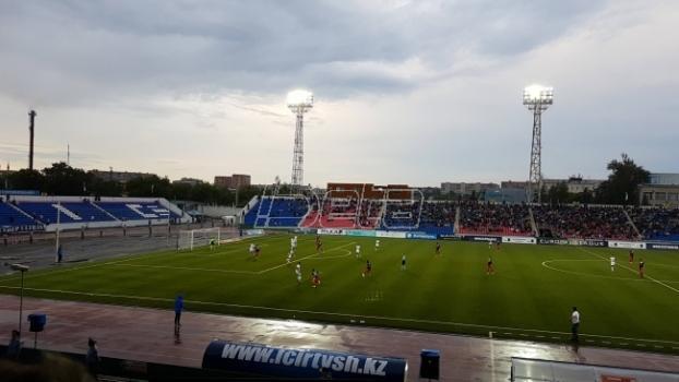Zvezda ispustila pobedu u Kazahstanu
