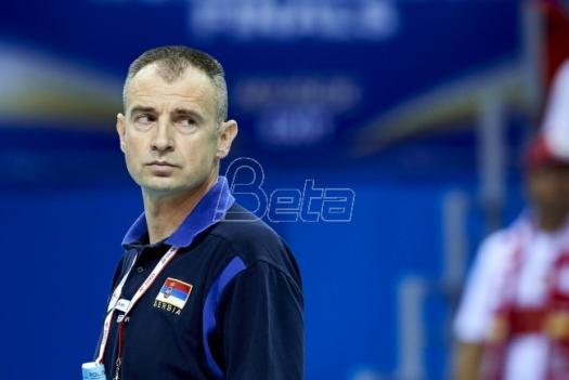 Odbojkaši Srbije žele brz plasman na Svetsko prvenstvo