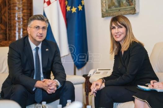 Bregu: Region polaže velike nade u predstojeće hrvatsko predsedavanje Savetom EU