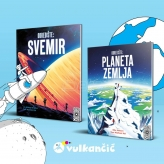 Vulkan:  Odredište - Planeta Zemlja i Odredište - Svemir