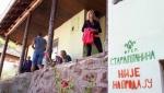Odbornici Pirota usvojili zaključak o brisanju MHE iz Prostornog plana, ispred zgrade protest