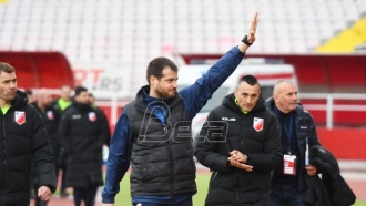Nenad Lalatović produžio ugovor sa Vojvodinom