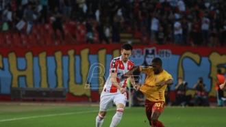 Zvezda golom iz penala u završnici pobedila Bragu u prvom meču grupne faze LE