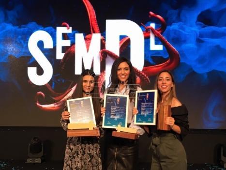 Grand Sempler i dva zlata za UM Beograd na SEMPL festivalu