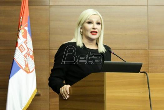 Zorana Mihajlović: Srbija je vojno neutralna, ali nije politički