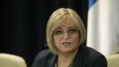 Jorgovanka Tabaković: Nisam srećna što dobijamo novog premijera