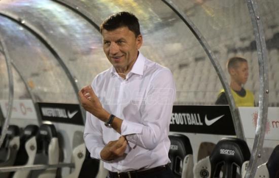 Djukić: Nije bila lepa utakmica, biće bolje u revanšu