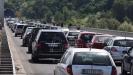 AMSS: Čekanja na izlaz iz zemlje na Horgošu i Kelebiji