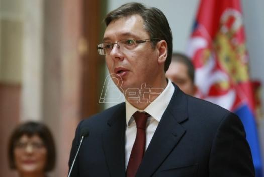 Aleksandar Vučić: Tužilaštvo vodi istragu o rušenju u Savamali. Tako to izgleda u uredjenim državama