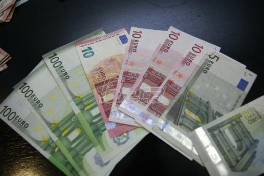 Evro u četvrtak 123,71 dinara