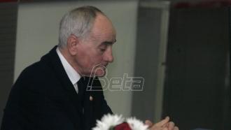 Mijailović:Vladica Popović bio veliki čovek i sportista