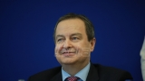 Dačić:  Poslanici EP neće da mi odredjuju koga ću da zovem na medjustranački dijalog
