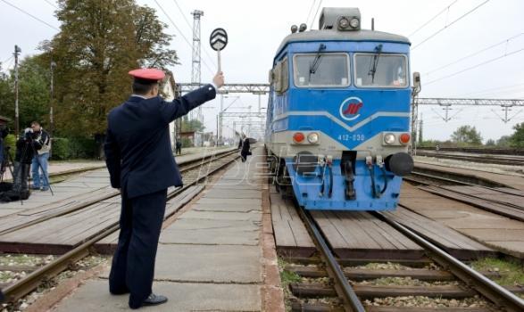 Probna vozna linija Beograd-Kosovska Mitrovica