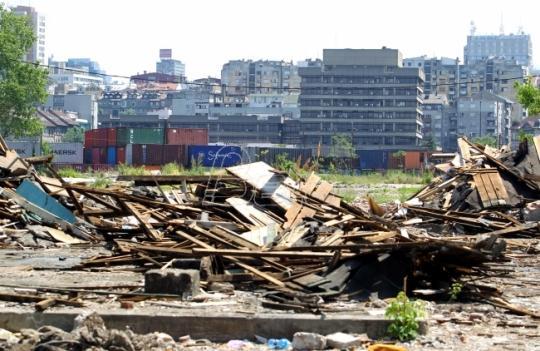Danas: Savamala izbrisana iz katastra i pre rušenja