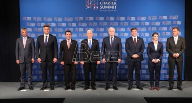 Lideri regiona: Pensove poruke potvrdju da Zapadni Balkan ostaje u fokusu SAD (VIDEO)