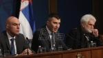 Djordjević: Članovi Socijalno-ekonomskog saveta u budućim izradama izmena i dopuna zakona (VIDEO)