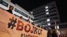 Završen 50. protest u Beogradu: Nema povlačenja, nema ni korak nazad