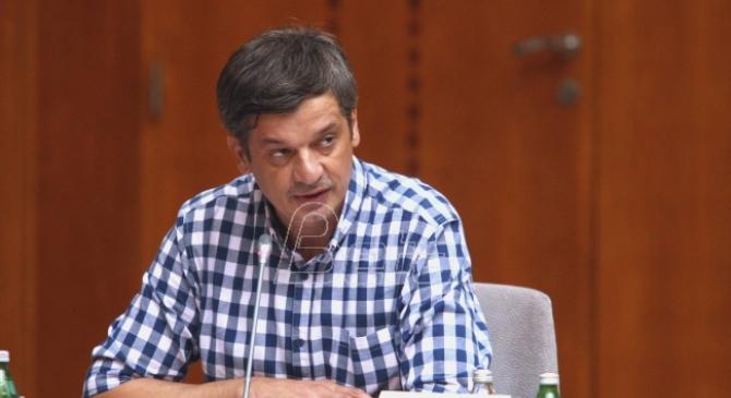 Bodrožić: Zvaničnici EU podržavaju medijske neslobode u Srbiji